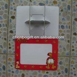 Custom made cardboard paper photo frame / Recycled paper picture frames / insert photo paper picture frame