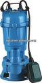Goulds pompe submersible, eaux usées pompe( wqd)