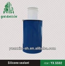 silicone sealant color blue