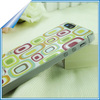 DIY phone case for iphone 5s - soft PP case mobile phone case from factory directly