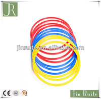 wholesale eco-friendly PVC material speed ring/training ring for children exercise