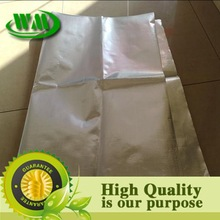 aluminum film with woven fabric for container liner