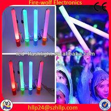2014 hot promotional gifts foam led stick glow sticks bulk Led lighting Manufacturer Supplier Exporter