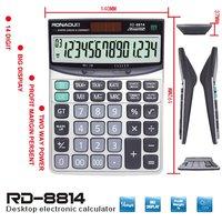 RD-8814 big size office desktop calculator