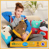 100% polyester character decorative cushions