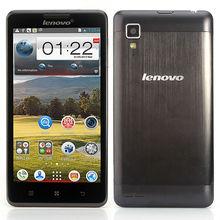 Cheap Lenovo P780 5Inch MTK6589 Quad Core Android 4.2 1GB Ram 4GB Rom 1280 x 720 Mobile Phone
