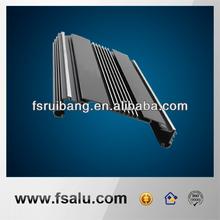 extrusion external aluminum enclosure for electronics