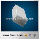 china extruded heat sink small aluminum enclosures
