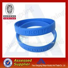 Fashion Silicone Magnetic Wrist Band Rubber Band Bracelet