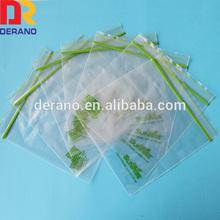 Packaging Bags Double Track Zip Lock Bag