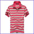 de alta calidad de la fábrica de china diseñador de hilados teñidos mens dri fit polo camisetas al por mayor de prendas de vestir