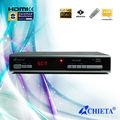 Digitale full hd dvb-t-terrestrischer receiver h. 264 mpeg4 hdmi scart-tv set-top-box
