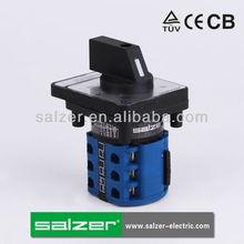 Salzer interruptor de voltímetro sa16 7-3( tuv, ce y cb aprobado)