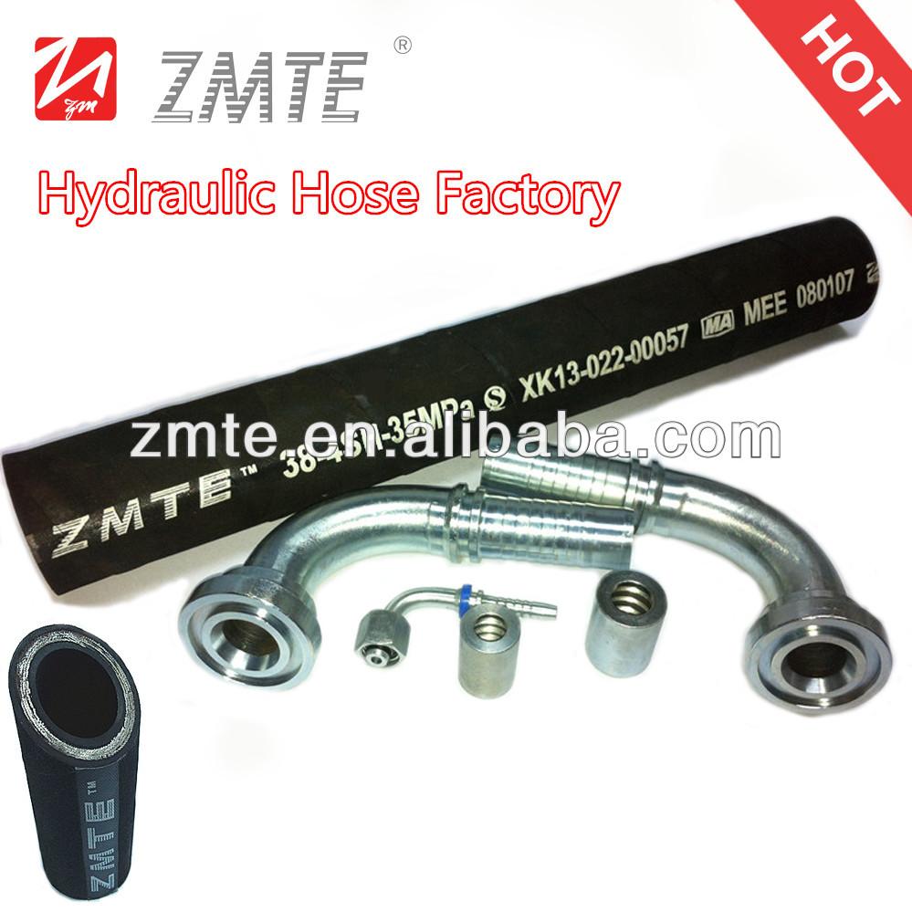 4SH flexible High Pressure/coal/oil Hydraulic Hose