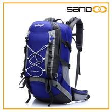 new 2014 walmart audit factory sports camping backpack, china sports hiking bag