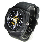 Newest interchangeable watch silicon Japan movement good quality 30M Waterproof sports watch 11 colors
