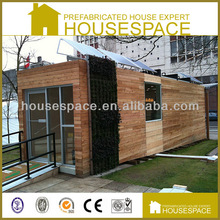 Mobile PU Panel Kitchen Container Houses