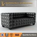 2014 venta caliente moderno de piel con calefacción kubus sofá de mobiliariodesala
