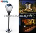 villaggio verde giardinieri scelta solare lampadina poli lampada modello
