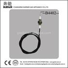 ignition electrode for gas heater burnerB4402