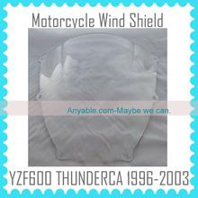 Windscreen motorcycles Windshield for YAMAHA YZF600 THUNDERCA 1996 1997 1998 1999 2000 2001 2002 2003 YZF 600 WINDSCREEN