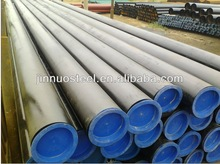 anti corrosive oil with Seamless steel tube /black seamless steel pipe
