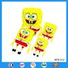 Kids' favorite Spongebob squarepants inflatable PVC spongebob toy