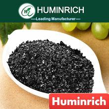 Huminrich Shenyang Humate 70HA+15FA+14K2O Fulvic Acid Potassium Fertilizer In Agriculture