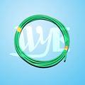 ul3512 resistencia al calor de caucho de silicona con aislamiento cables de calefacción