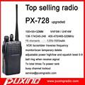 Two way radio px-728 longue distance émetteur récepteur de poche