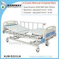 عجلات الصامتة سرير المستشفى المعدات الطبية لعيادة