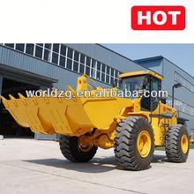 5ton wheel loader coal bucket W156 with 4m3 bucket