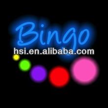 educational bingo game set