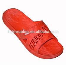China women PVC/sheepskin slipper