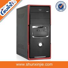 SX-C1809 simple design custom computer case parts