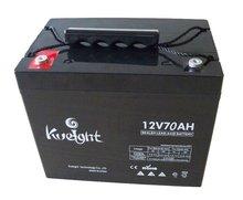 High quality energy storage SLA solar cell battery 12V 70AH