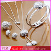 Fashion jewelry supplier, Stainless steel fashion jewelry bangle FLMSB078
