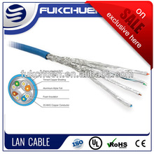 UL/ISO/ROHS/REACH UTP/FTP/SFTP Communication Lan Cable Manufacturer Cat5e Cat6 Cat7e Lan Cable/2 pair