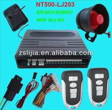 Wheels Car Alarm System, Car Alarm China Factory, High Quality Car Alarm System