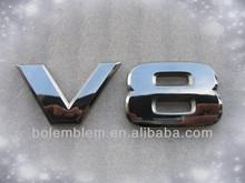 Nissan Titan Armada V8 Chrome Letters