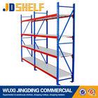 pallet metal display cube shelf