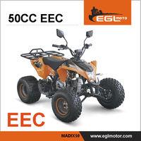 EEC 50cc Hummer Atv Quad