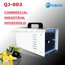 portable water ozonator, corona ozone generator, ozone generator for washing fruits