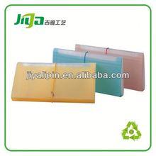 office stationery hard cover file pocket in 2014 file folder