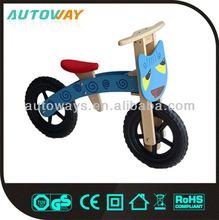 good quality beautiful kids wooden balance bike