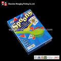 الإعلان عن لعبة بطاقة مخصصة المطبوعة نوع، مخصص المطبوعة بطاقة الألعاب