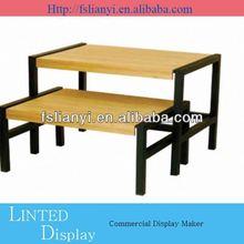 New arrivel wooden front desk office table