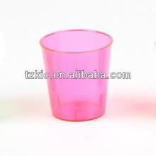 Plastic Clear Ware 1 oz. Shot Glass