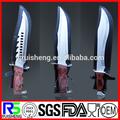 가장 인기있는 베스트셀러 고정 블레이드 나무 핸들 군사 람보 칼