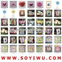 WOOD CRAFT ICONS Wholesaler Manufacturer from Yiwu Market for Frames